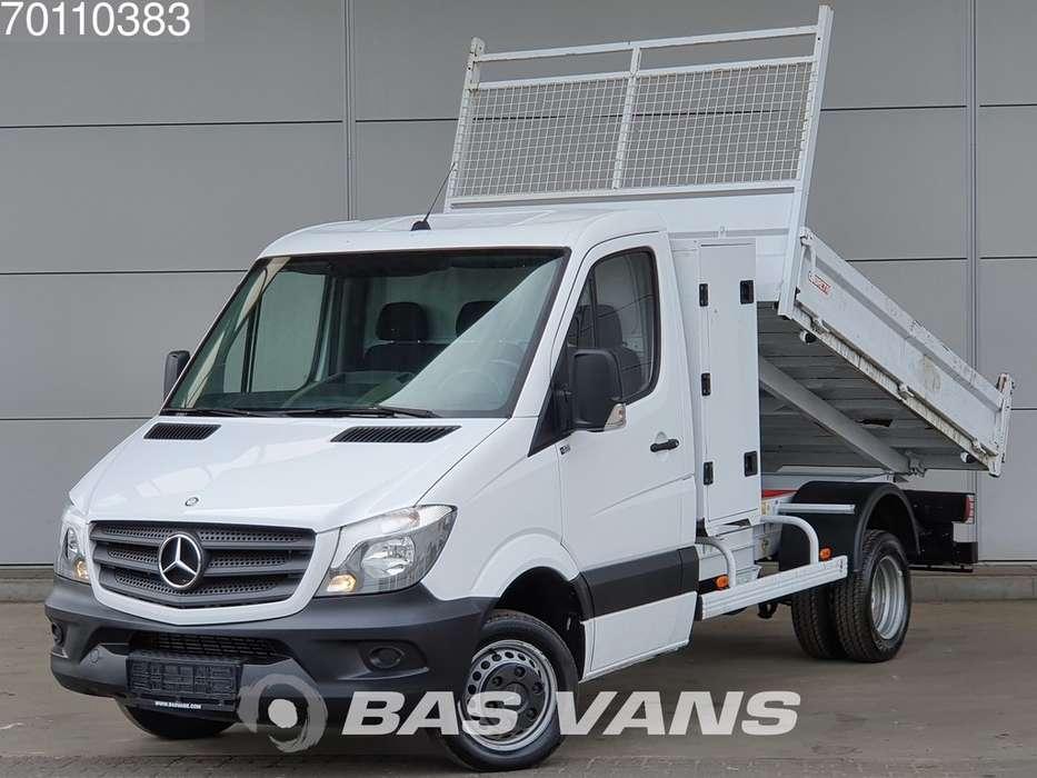 Mercedes-Benz Sprinter 513 CDI 130pk Kipper 3500kg Trekhaak Gereedschap... - 2015