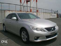 Fresh Import of Toyota Mark -X Available for sale