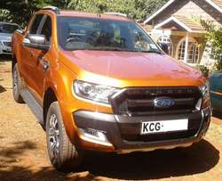 2016 Ford Ranger Wildtrak, auto 3.2L diesel, As new