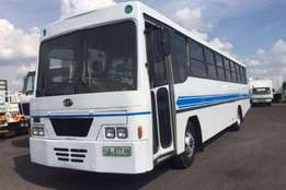 Nissan UD290 panorama 65 seater bus for sale