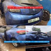 2014 Megane 3 GT stripping for spare parts