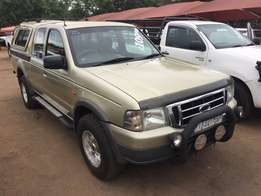 2003 Ford Ranger Xtra Cab bakkie