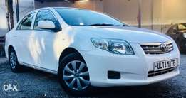 toyota axio just arrived Kcn loaded pay only 190k deposit and drive Of