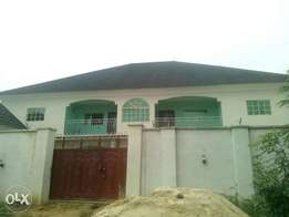 Tastefully finished 4units 3bedroom flats to let in uyo, AKS