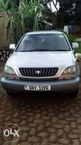 Harrier UAY/Q 2.2cc 1999 model 4wd on quick sale