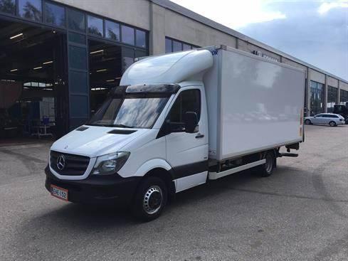 Mercedes-Benz Sprinter - 2015