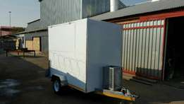 Brand New Vending / Kitchen Trailers