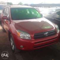 Tokunbo Toyota RAV4, 2008, Complete Duty, Very Ok To Buy From GMI.