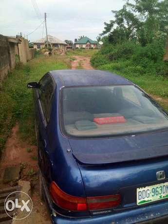 Blue Honda Ibadan South West - image 7