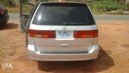 Sound and clean Honda Odyssey fro cheap sale or SWAP