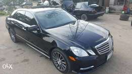 2013 Mercedes-Benz E350 AMG Package