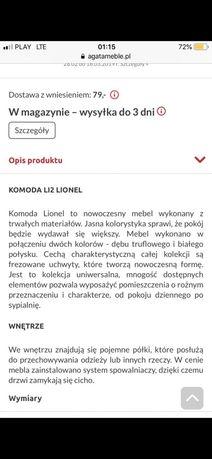 Komoda Lionel Agata Meble Borek Olxpl