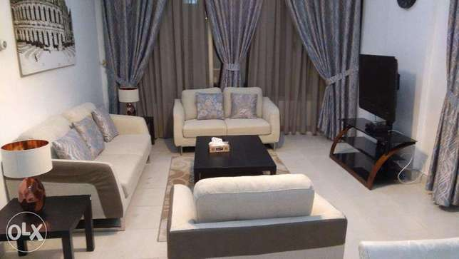 Furnished 3 master bedroom in fintas.
