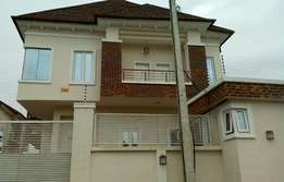 Brand New 5 Bedroom Fully Detached Duplex, Idado Estate, Lekki