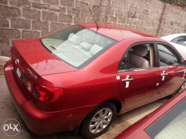 Foreign used 2007 Toyota corolla. Direct tokunbo Apapa - image 6