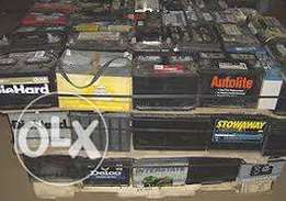 sell your old scrap batteries