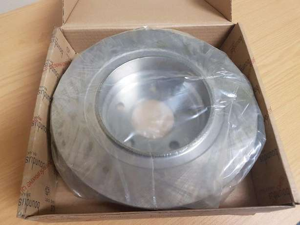 Brake Discs REAR BMW E46 325i (And various other E46 3 Series models) East Lynne - image 2