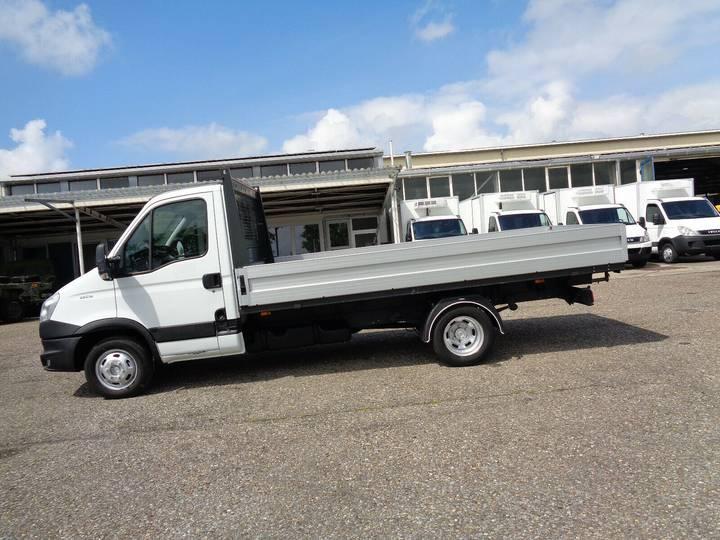 Iveco 35 C13 *Maxi-Pritsche Neu 4.10m*Tempomat*Euro5* - 2011 - image 11