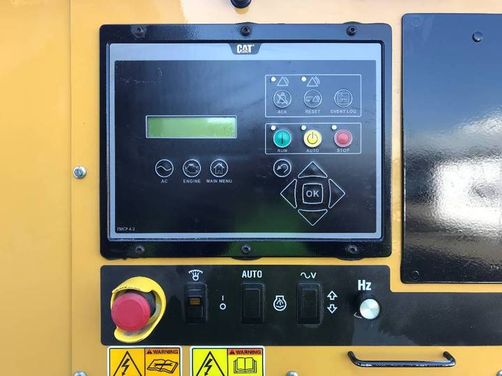 Caterpillar 3516B - 2.250 kVA Generator - DPX-25031 - 2014 - image 6