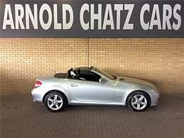2009 Mercedes Benz SLK 200 A/T For Sale