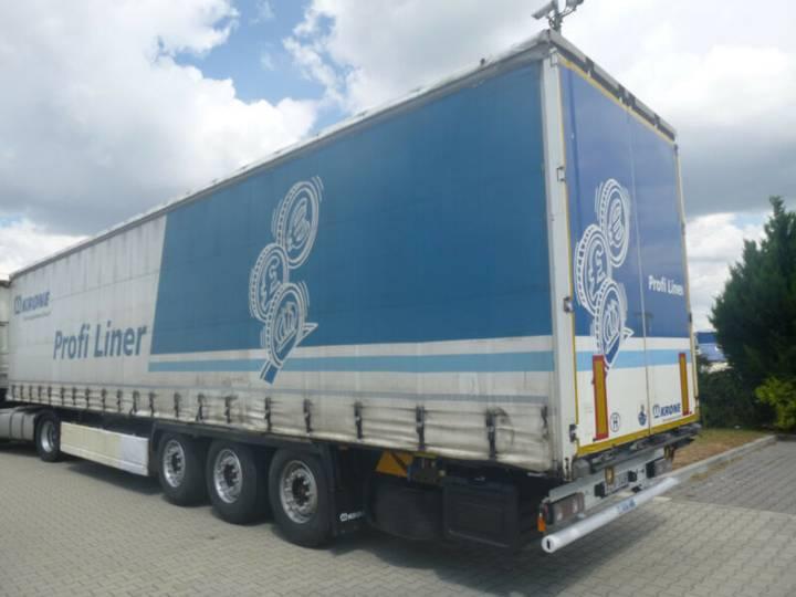 Krone Profi Liner SD - 2013