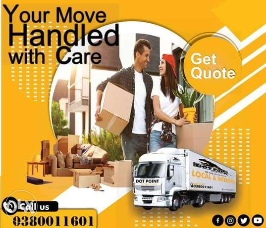 House shifting packers transport