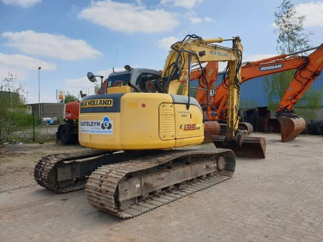 New Holland Kobelco E135sr-1es - 2008 - image 4