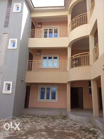 New 3bedroom block of flat to let at Kapowa behind Fmr IGP house Lugbe Lugbe - image 8