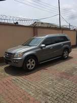 Mercedes Benz GL 450 (2011)