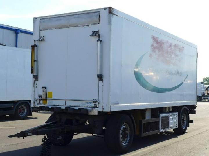 Rohr RAK/ 18 IV*Carrier Supra 850*LBW*TÜV* - 2010