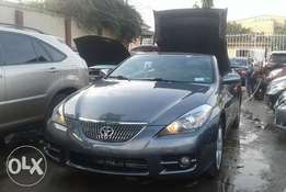 Extra clean foreign used Grey Toyota Solara 2007 model