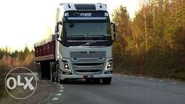 Urgently looking for 34t side tippers for 2year contract