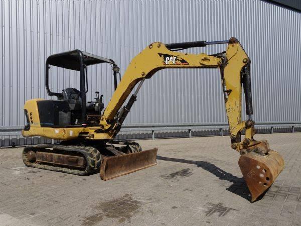 Caterpillar 302.5 Minigraver, Minibagger, Mini excavator incl 3 bakke... - 2005 - image 7