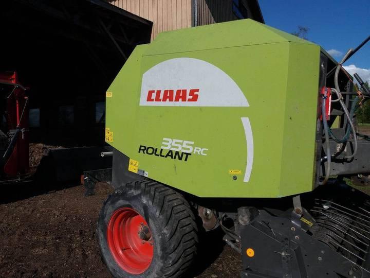 Claas 355 - 2012