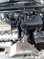 Sweet Toyota Camry with a super sharp v6 engine
