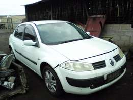 Look no further for your '06 Renault Megane II 1.6 spares.