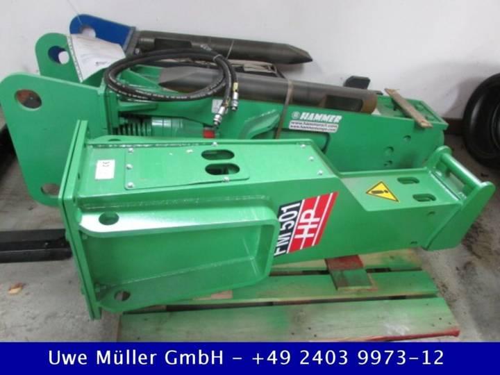 Imi fm 501 hp - 2019