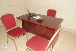 Furnished Office-Tom Mboya St