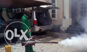 Fumigation and cleaning Lagos Mainland - image 1