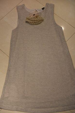 8d9477e060 ZARA sukienka dla dziewczynki rozm 140 cm 9-10 lat - jak nowa Brwinów -