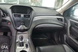 Acura zdx 2010 full option with dvd