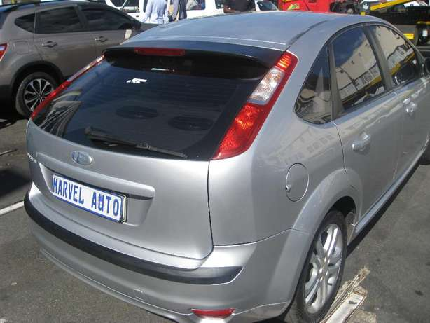 2009 Ford Focus 1.6 5-Door Si For R85000 Johannesburg - image 8