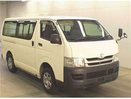2009 Foreign Used Toyota, HiAce Diesel For Sale - KSh2,550,000