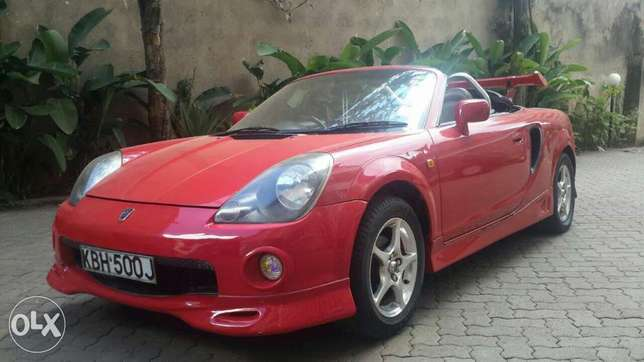 Toyota MR2 Convertible. Thindigwa - image 2
