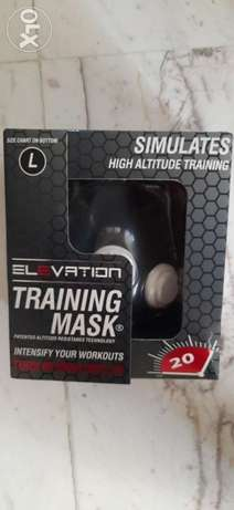 Altitude training mask 2.0