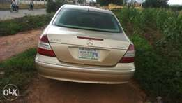 Sweet benz E320 up for grabs