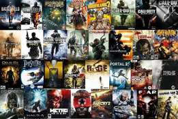 PC Games About 700 Games Available