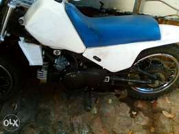 PW 80 complete bike selling for spares