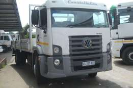 VW Dropside 15-180 with brand new 7,2m Dropside Body Truck