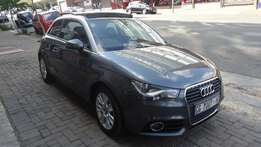 2011 Audi A1 Sportback 1.4Tfsi Ambition with Sunroof
